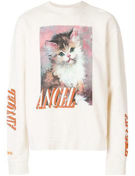 Angel Sweatshirt by Heron Preston