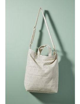 Sailor Stripes Tote Bag by Baggu