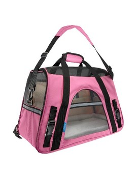 Oxgord Paws & Pals Soft Sided Pet Carrier by Paws & Pals