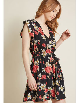 Be Right There Mini Wrap Dress Be Right There Mini Wrap Dress by Jack By Bb Dakota