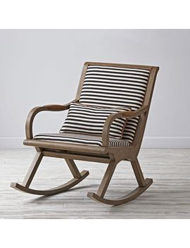 Bakersfield Rocking Chair by Crate&Barrel