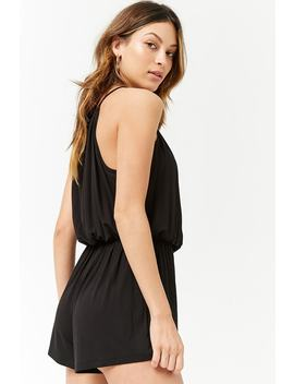 Relaxed Cami Romper by Forever 21