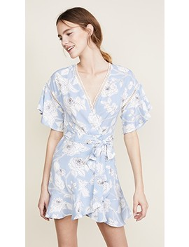 Wrap Dress by Moon River