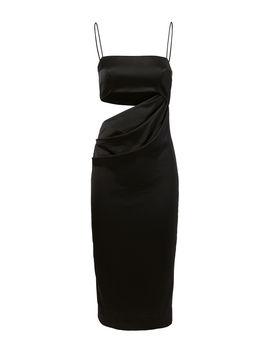 Selina Cutout Detail Dress by Misha