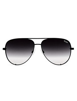 Quay Australia High Key Mini Women's Sunglasses Aviator Sunnies by Quay Australia