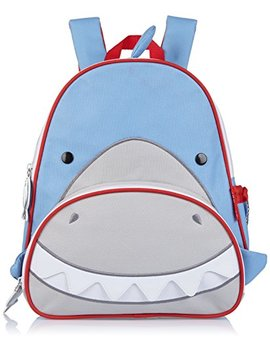 Skip Hop Zoo Toddler Kids Insulated Backpack Snazzy Shark Boy, 12 Inches, Blue by Skip Hop