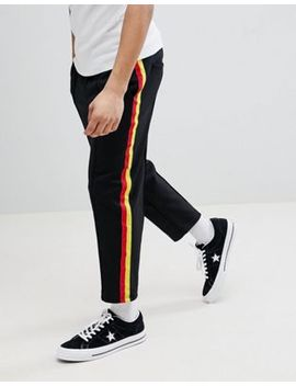 Only & Sons Tracksuit Joggers With Stripe by Only & Sons