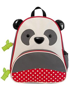 Skip Hop Zoo Toddler Kids Insulated Backpack Pia Panda Boy, 12 Inches, Multicolored by Skip Hop