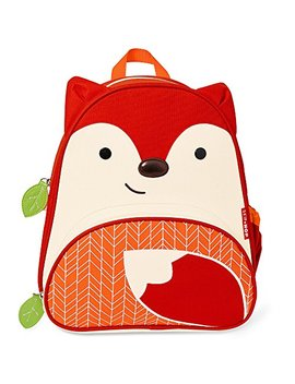 Skip Hop Zoo Little Kid And Toddler Backpack, Ferguson Fox, Red by Skip Hop