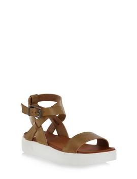 Calla Platform Sandal by Mia