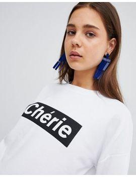 New Look Cherie Sweatshirt by New Look