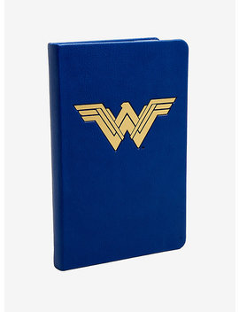 Dc Comics Wonder Woman Ruled Journal by Hot Topic