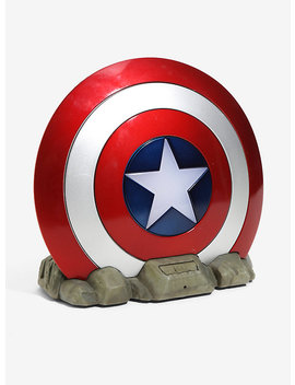 Marvel Captain America Shield Bluetooth Speaker by Hot Topic