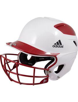 Adidas Trilogy Fastpitch Batting Helmet by Adidas