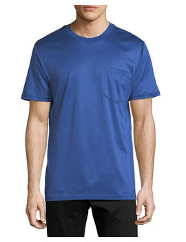 Mercerized Cotton T Shirt by Lanvin