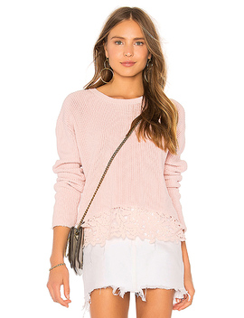 Felix Lace Sweater by Generation Love