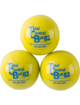 Total Control Sports Tcb 82 Balls   3 Pack by Total Control Sports