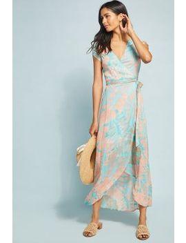 Tropical Wrap Dress by L Space