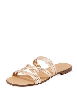 Bertha Leather Strappy Sandal by Splendid