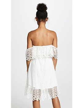 Lotus Lace Haven Dress by Miguelina