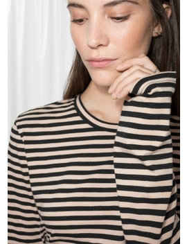 Loose Fit Stripe Shirt by & Other Stories