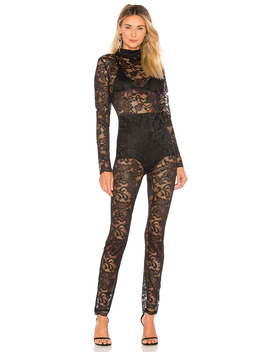 Lace Catsuit by Kisskill