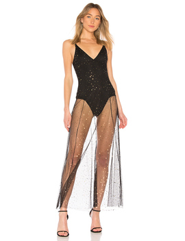 Tulle Star Bodysuit by Kisskill