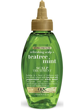 Extra Strength Tea Tree Mint Scalp Treatment by Ogx