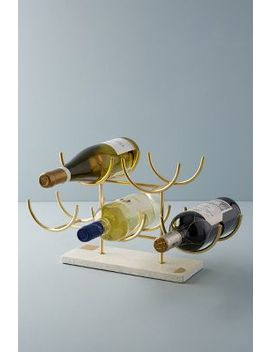 terrazzo-wine-rack by anthropologie