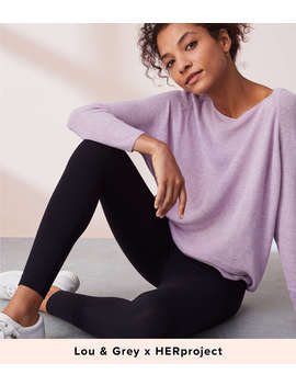Lou &Amp; Grey Essential Leggings by Loft