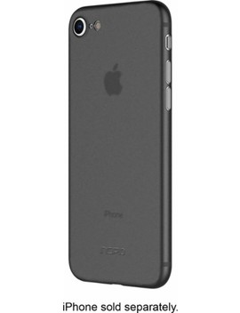 Feather Case For Apple® I Phone® 8   Smoke by Incipio