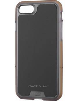 Case For Apple® I Phone® 8   Black/Orange by Platinum
