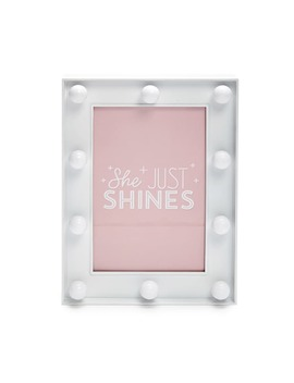 Marquee Light Picture Frame by Forever 21