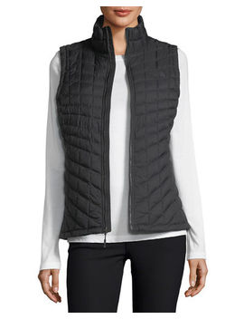 Thermoball Quilted Puffer Vest by The North Face