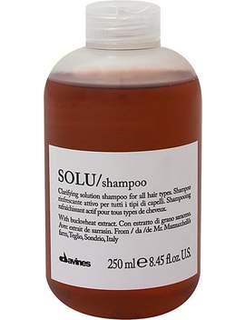 Solu Shampoo by Davines