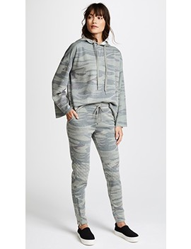 The Camo Loft Jogger & Hoodie Set by Z Supply