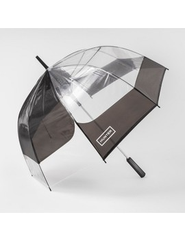 Hunter For Target Bubble Umbrella   Black by Hunter For Target