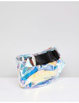 Yoki Fashion Irridescent Bum Bag by Asos