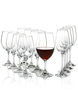 Ouverture Red, White & Champagne Glasses 12 Piece Value Set by Riedel