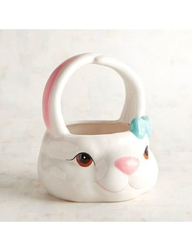 Bunny Candy Basket by Pier1 Imports