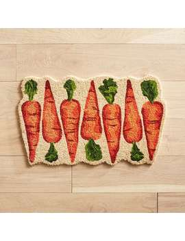 Carrots Shaped Doormat by Pier1 Imports