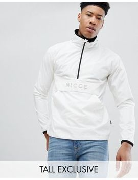 Nicce London Tall Overhead Jacket In Reflective Exclusive To Asos by Nicce London