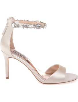 Sindy Ankle Strap Sandal by Badgley Mischka