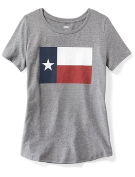Texas Graphic Tee For Women by Old Navy