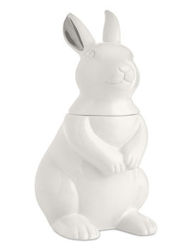Bunny Cookie Jar, Created For Macy's by Martha Stewart Collection