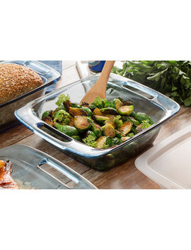 2 Pc. Atlantic Blue Bakeware Value Pack by Pyrex