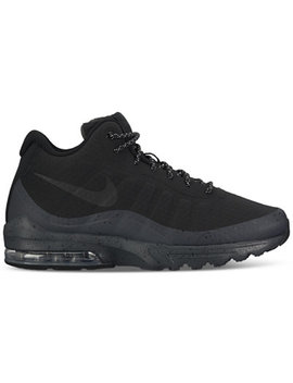 Men's Air Max Invigor Mid Running Sneakers From Finish Line by Nike