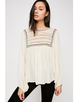 Ario Blouse by Free People