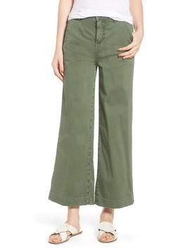 Wide Leg Crop Pants by Caslon®