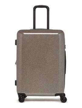 Medora Glitter 24 Inch Hardshell Spinner Suitcase by Calpak